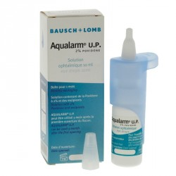 Bausch & Lomb aqualarm colly up 10ml