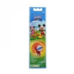 Oral b brossettes de rechanges au choix stages Poxer kids x3
