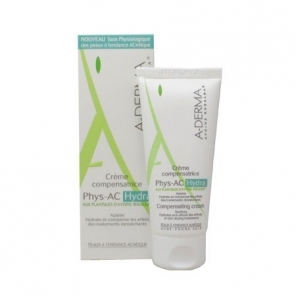 Aderma Phys-AC Hydra crème compensatrice 40ml