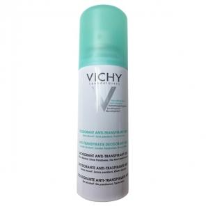 Vichy Déodorant Anti-Transpirant Anti-Traces Aérosol 48h 125ml