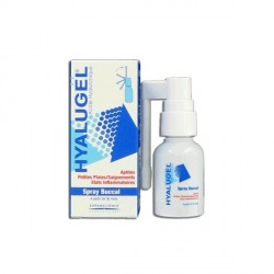 Hyalugel Spray Buccal 20ml