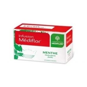 Médiflor Infusions Menthe 24 sachets