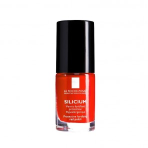 La Roche posay Vernis à ongles Silicium Color Care 24 Rouge parfait