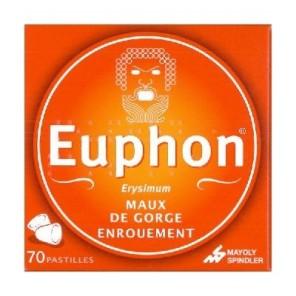 Euphon 70 pastilles