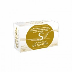 Granions de soufre 19,5 mg/2 ml solution buvable 30 ampoules