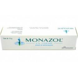 Monazol 2% Crème 15g