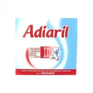 ADIARIL Poudre solution buvable réhydratation B/10sachets