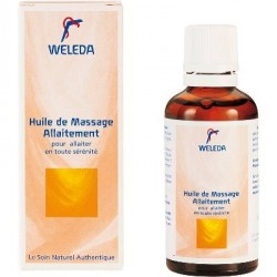 Weleda Huile de Massage Allaitement 50ml