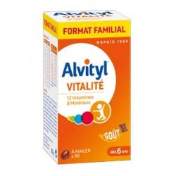 Alvityl omprimé format familial 90 comprimés