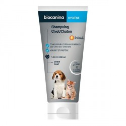 Biocanina shampoing chiot/chaton 200ml