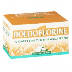 Boldoflorine tisane 48 sachets de 1.63g