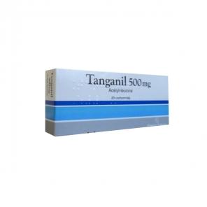 Tanganil Pro 500mg 30 comprimés